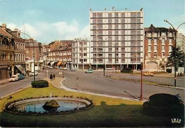 """/ CPSM FRANCE 02 """"Saint Quentin, place du 8 octobre """""""