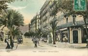 "83 Var CPA FRANCE 83 ""Toulon, avenue Colbert"""