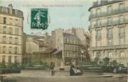 "29 Finistere CPA FRANCE 29 ""Brest, Place du Chateau"""
