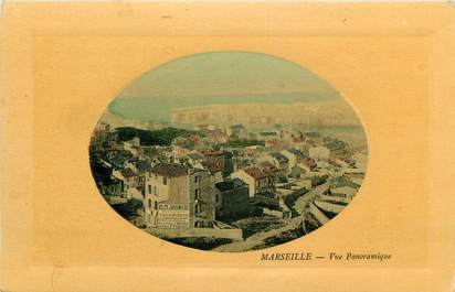 "CPA FRANCE 13 ""Marseille, vue panoramique"""