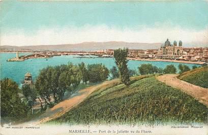 """CPA FRANCE 13 """"Marseille, Port de la Joliette"""""""