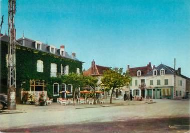 "/ CPSM FRANCE 03 ""Valigny, le centre du bourg"""