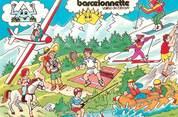 """04 Alpe De Haute Provence / CPSM FRANCE 04 """"Barcelonette, vallée de l'Ubaye"""""""