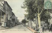 "13 Bouch Du Rhone CPA FRANCE 13 ""Rognes, avenue de Lambesc"""