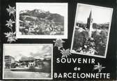 """04 Alpe De Haute Provence / CPSM FRANCE 04 """"Souvenir de Barcelonette """""""