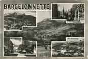 """04 Alpe De Haute Provence / CPSM FRANCE 04 """"Barcelonette, route des grandes Alpes """""""