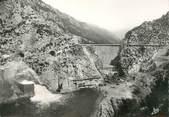 """04 Alpe De Haute Provence / CPSM FRANCE 04 """"Castellane, le barrage de Chaudanne"""""""