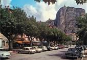 """04 Alpe De Haute Provence / CPSM FRANCE 04 """"Castellane"""" / AUTOMOBILE"""