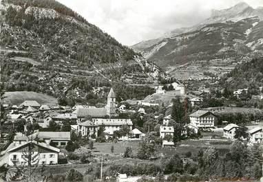 """/ CPSM FRANCE 04  """"Colmars les Alpes, vue générale """""""