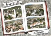 """04 Alpe De Haute Provence / CPSM FRANCE 04 """"Forcalquier"""""""
