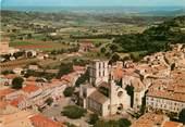 """04 Alpe De Haute Provence / CPSM FRANCE 04  """" Forcalquier, vue générale """""""