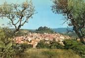 """04 Alpe De Haute Provence / CPSM FRANCE 04  """"Forcalquier, vue générale, reflets de la côte d'Azur"""""""