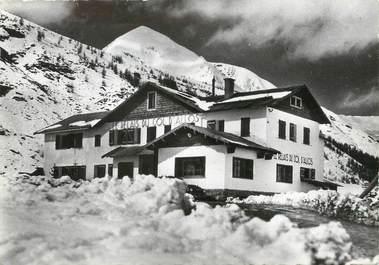 """/ CPSM FRANCE 04 """"La Foux d'Allos, hôtel relais du Col d'Allos"""""""
