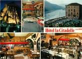 """04 Alpe De Haute Provence / CPSM FRANCE 04 """"Sisteron, hôtel de la Citadelle"""""""