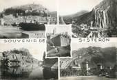 """04 Alpe De Haute Provence / CPSM FRANCE 04 """"Sisteron, souvenir"""""""