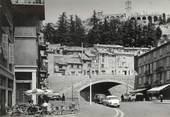 """04 Alpe De Haute Provence / CPSM FRANCE 04 """"Sisteron, le centre ville"""""""