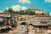 """04 Alpe De Haute Provence / CPSM FRANCE 04 """"Sisteron, le centre ville et la citadelle"""""""