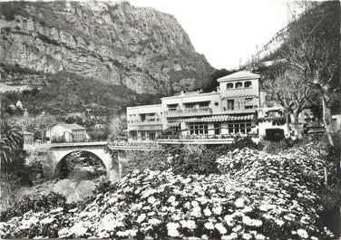 """/ CPSM FRANCE 06 """"Bar sur Loup, la réserve des gorges du Loup"""""""