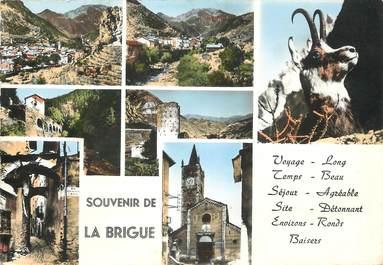 "/ CPSM FRANCE 06 ""Souvenir de La Brigue"""