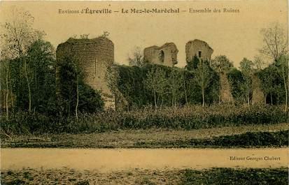 """CPA FRANCE 77 """"Env. d'Egreville, Le Mez le Maréchal"""""""