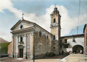 """/ CPSM FRANCE 06 """"Castellar, l'église"""""""