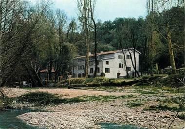"""/ CPSM FRANCE 06 """"La Colle sur Loup, centre de vacances U.M.O."""""""
