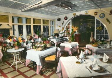 "/ CPSM FRANCE 06 ""Golfe Juan, Restaurant Chez Margot"""
