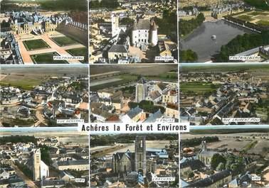 """/ CPSM FRANCE 77 """"Achère la Forêt etr environs"""""""