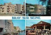 """77 Seine Et Marne / CPSM FRANCE 77 """"Bray sur Seine """""""