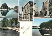 """77 Seine Et Marne / CPSM FRANCE 77 """"Souvenir de Bray sur Seine"""""""
