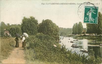 """CPA FRANCE 94 """"La Varenne Chennevières"""""""