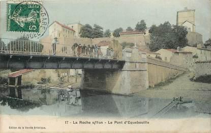 """CPA FRANCE 85 """"La Roche sur Yon"""""""