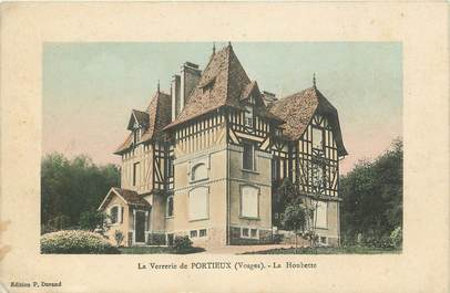 """CPA FRANCE 88 """"La Verrerie de Portieux, La Houbette"""""""