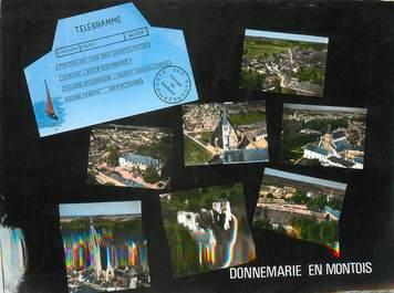 """/ CPSM FRANCE 77 """"Donnemarie en Montois """""""