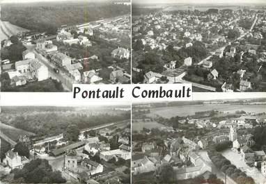 """/ CPSM FRANCE 77 """" Pontault Combault, av de la République"""""""