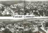 """77 Seine Et Marne / CPSM FRANCE 77 """" Pontault Combault, av de la République"""""""