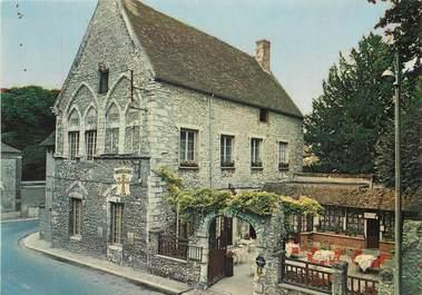 """/ CPSM FRANCE 77 """"Provins, hostellerie de la Croix d'or"""""""