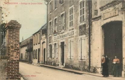 """CPA FRANCE 65 """"Vic sur Bigorre, collège de jeunes filles"""""""
