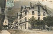 """65 Haute PyrÉnÉe CPA FRANCE 65 """"Luz, le grand Hotel de l'Univers"""""""
