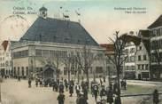 """68 Haut Rhin CPA FRANCE 68 """"Colmar, la place du marché"""""""