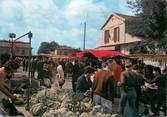 """77 Seine Et Marne / CPSM FRANCE 77 """"Villeparisis, le marché"""""""
