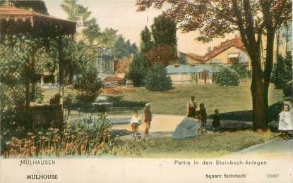 "CPA FRANCE 68 ""Mulhouse, square Steinbach"""