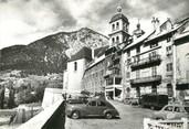 """05 Haute Alpe / CPSM FRANCE 05 """"Briançon, les remparts"""" / AUTOMOBILE"""