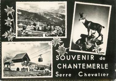 "/ CPSM FRANCE 05 ""Chantemerle  Serre Chevalier"""