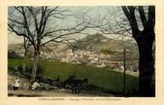 """39 Jura CPA FRANCE 39 """"Lons le Saunier, paysage à Montciel"""""""