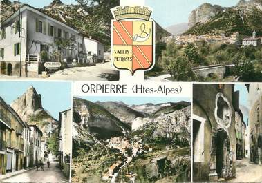"/ CPSM FRANCE 05 ""Orpierre, station estivale"""