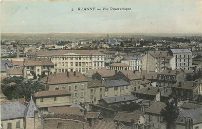 """CPA FRANCE 42 """"Roanne, vue panoramique"""""""