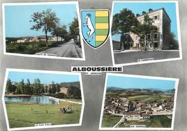 """/ CPSM FRANCE 07 """"Alboussière"""""""