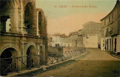 "CPA FRANCE 13 ""Arles, bld des Arènes"""