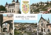 "07 Ardeche / CPSM FRANCE 07 ""Aubenas en Vivarais"""